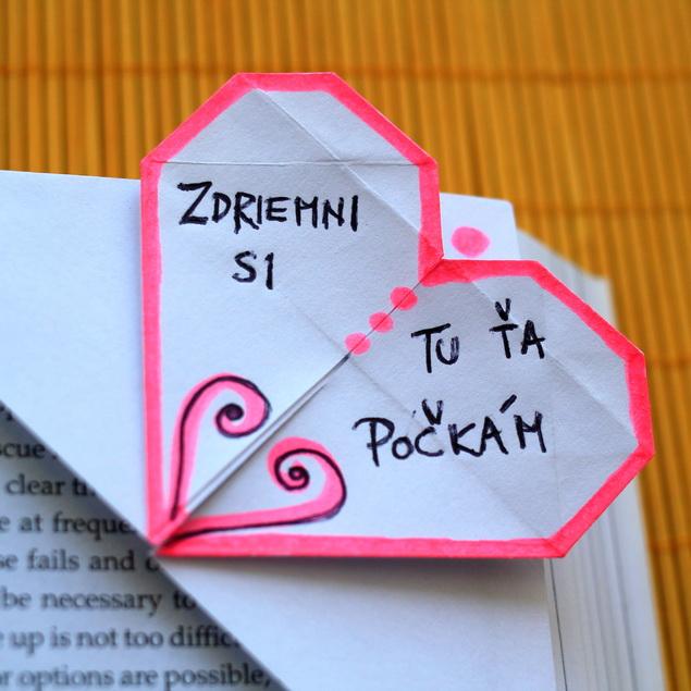 origami zalozka 4