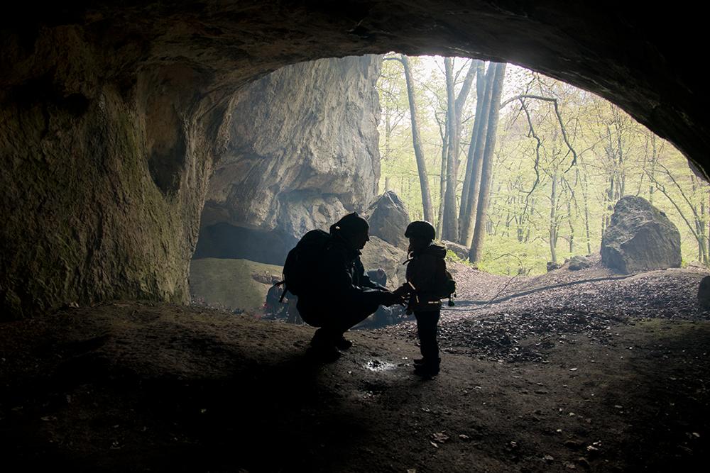jaskyna derava skala