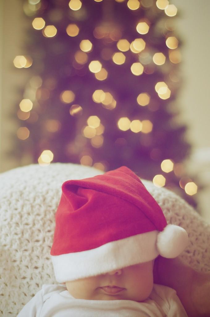 vianočná detská izba