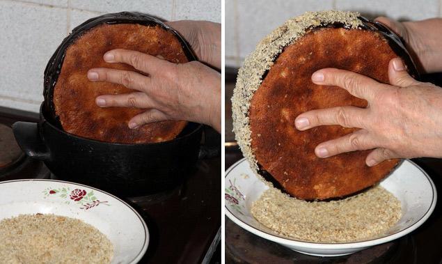 orechova torta