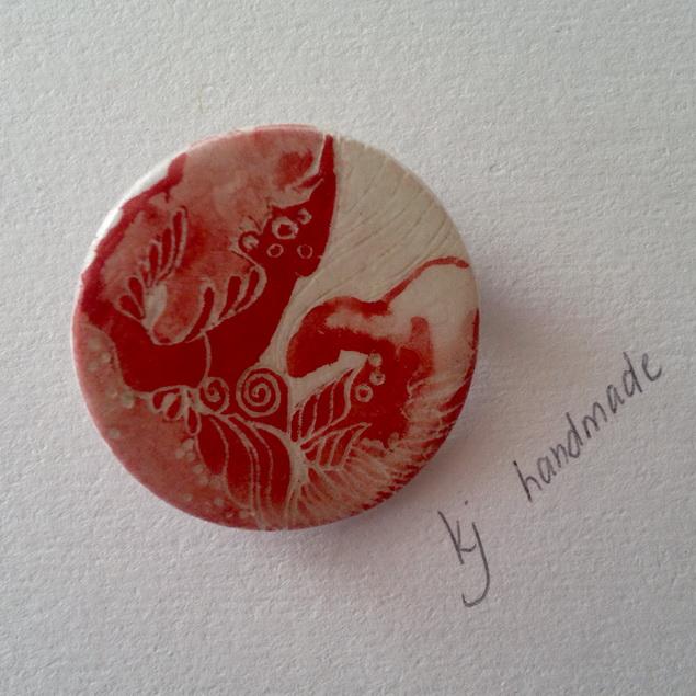 handmade brosne