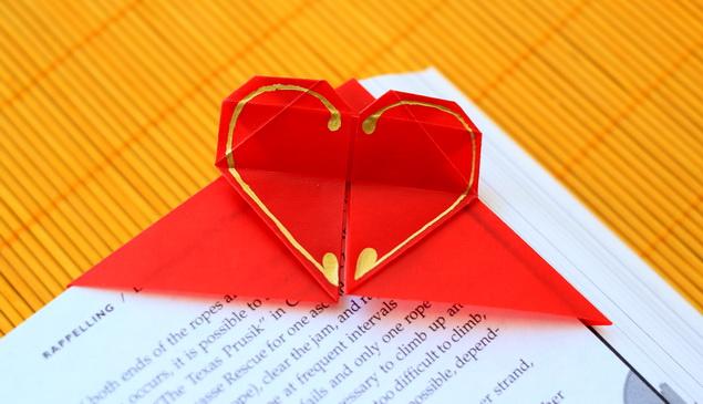 origami zalozka 3