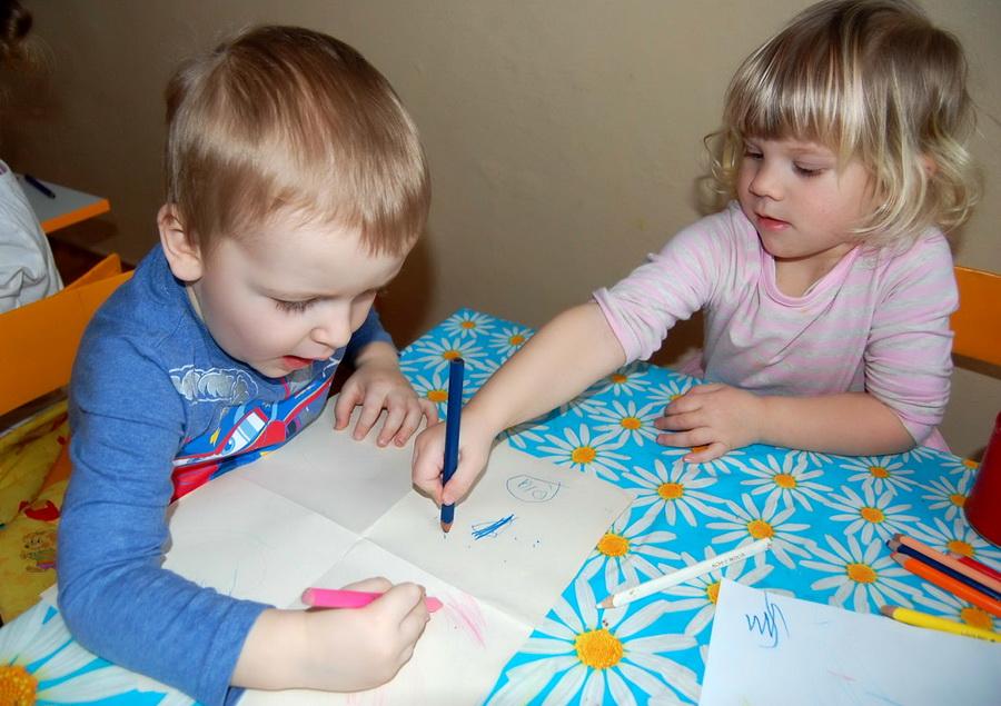 Maľujte S Detmi Naucia Sa ľahsie Pisat