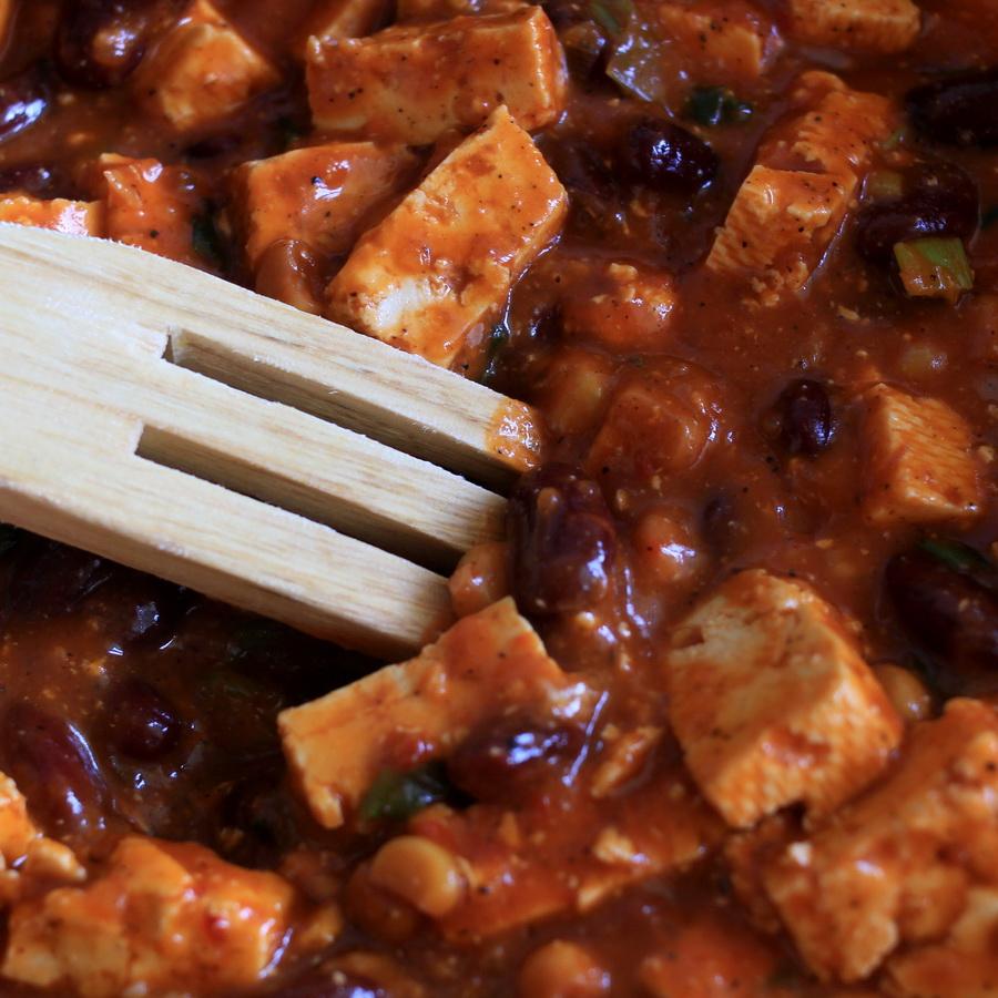tofu mexiko recept