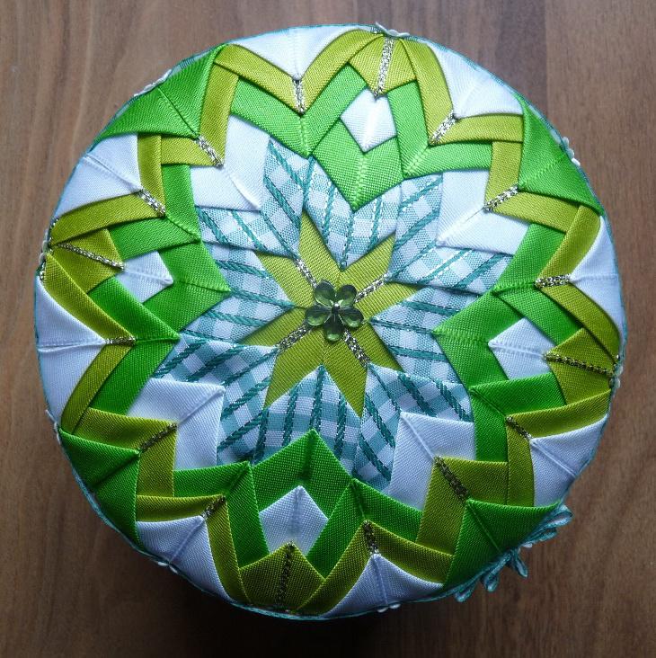 patchwork sperkovnica