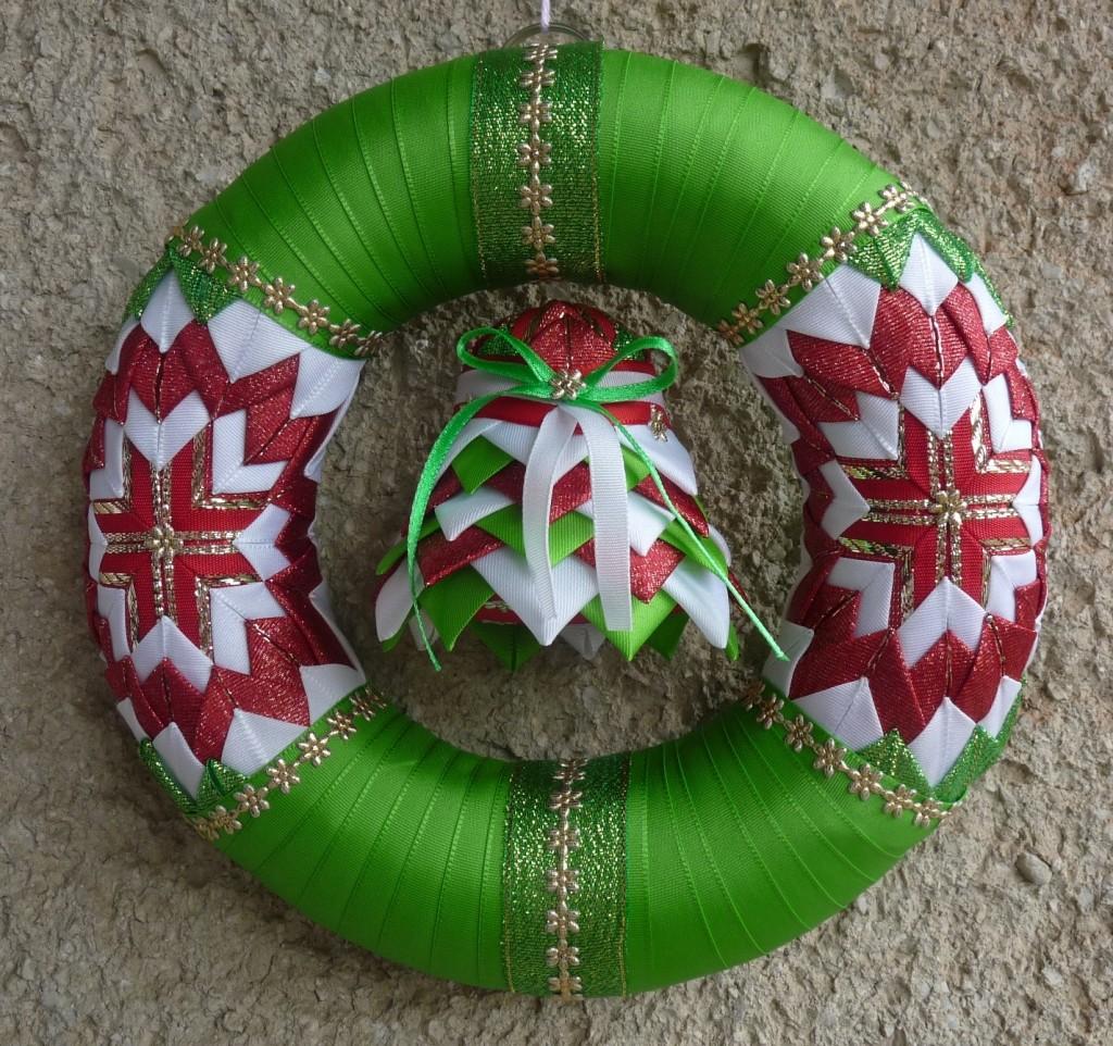 handmade dekoracie vianoce