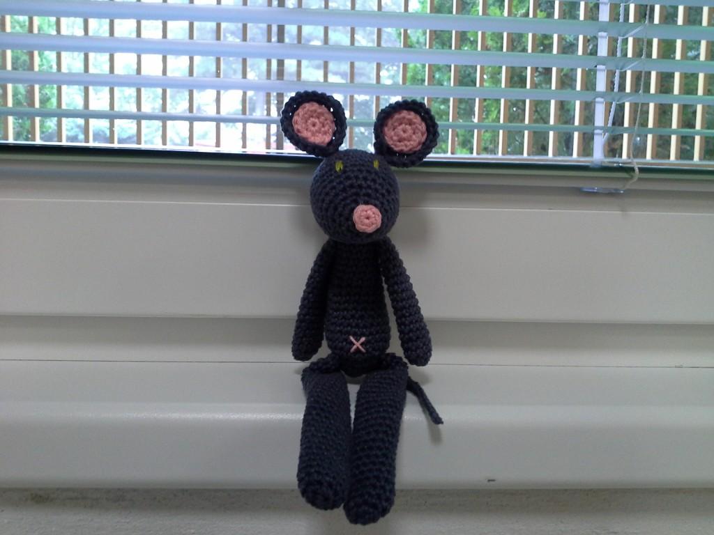 handmade hackovane hracky