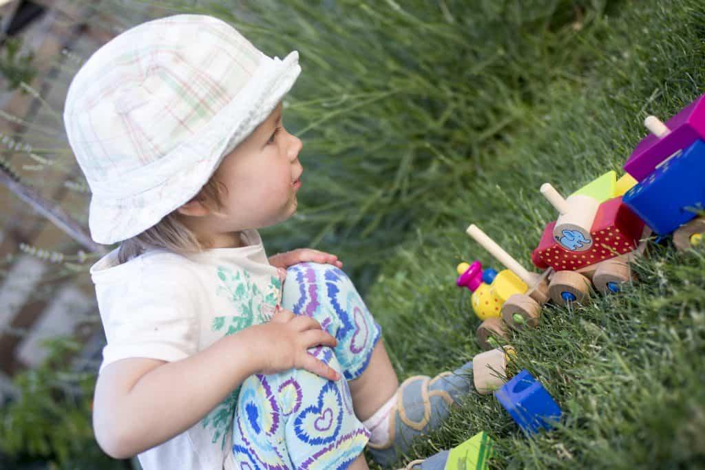 deti zahrada